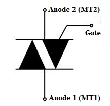 triac symbol