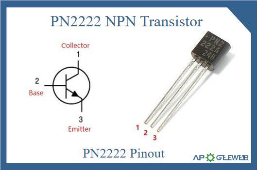 PN2222 Pinout