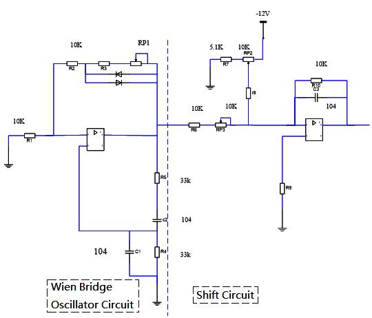 Figure 1-1 Sine Wave Signal Generator