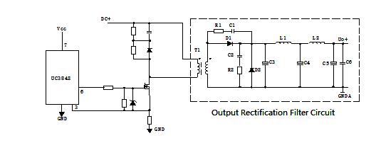 Forward Rectifier Circuit