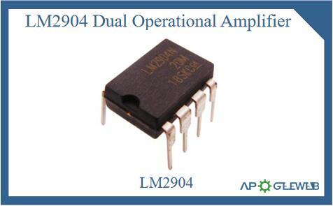 lm2904 dual op amp