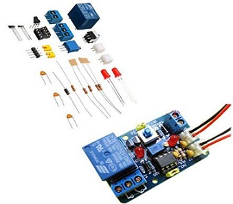 LM393 voltage comparator module