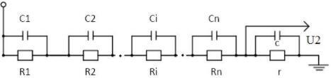 high-voltage divider