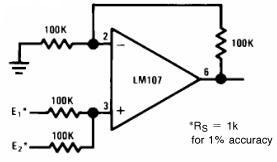 Non-inverting Summing Amplifier