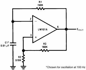 Free-Running Multivibrator