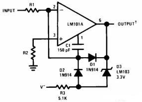 Fast Zero Crossing Detector