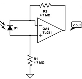 Photodiode Amplifier