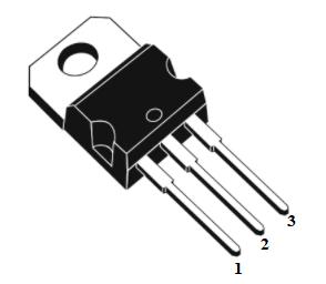 monolithic 3-terminal positive voltage regulator LM7808