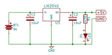 lm2940 schematic