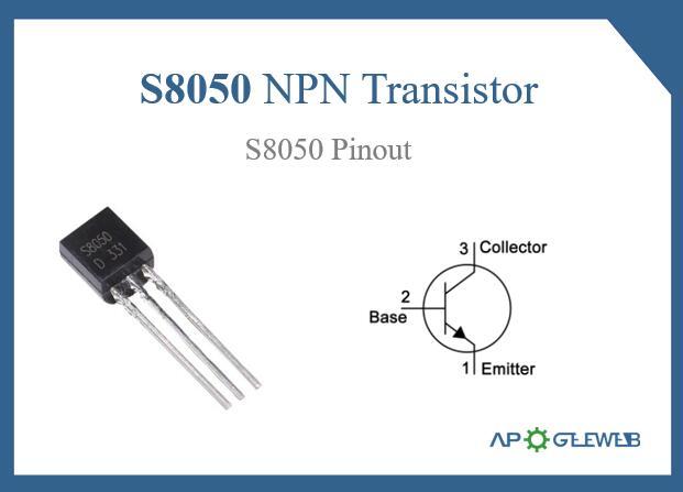 S8050 pinout