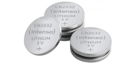 coin lithum cr2032