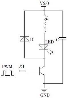 LED PWM Dimming Circuit