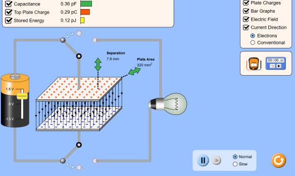 capacitor-lab-basics