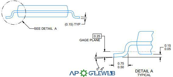 CD4511BE TSSOP Package (1.2mm)