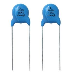High Voltage Ceramic Disc Capacitors