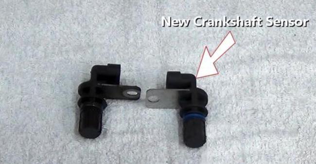 Match the New Crankshaft Sensor
