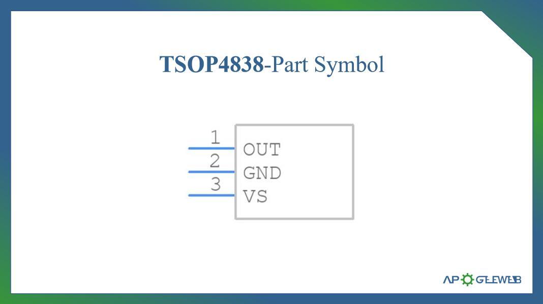 Figure-TSOP4838-Part-Symbol