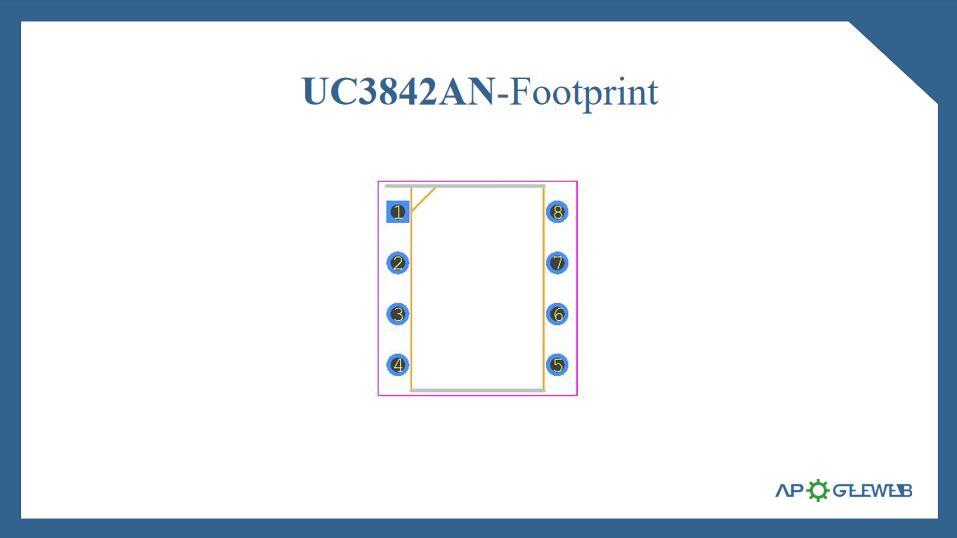 Figure-UC3842AN-Footprint