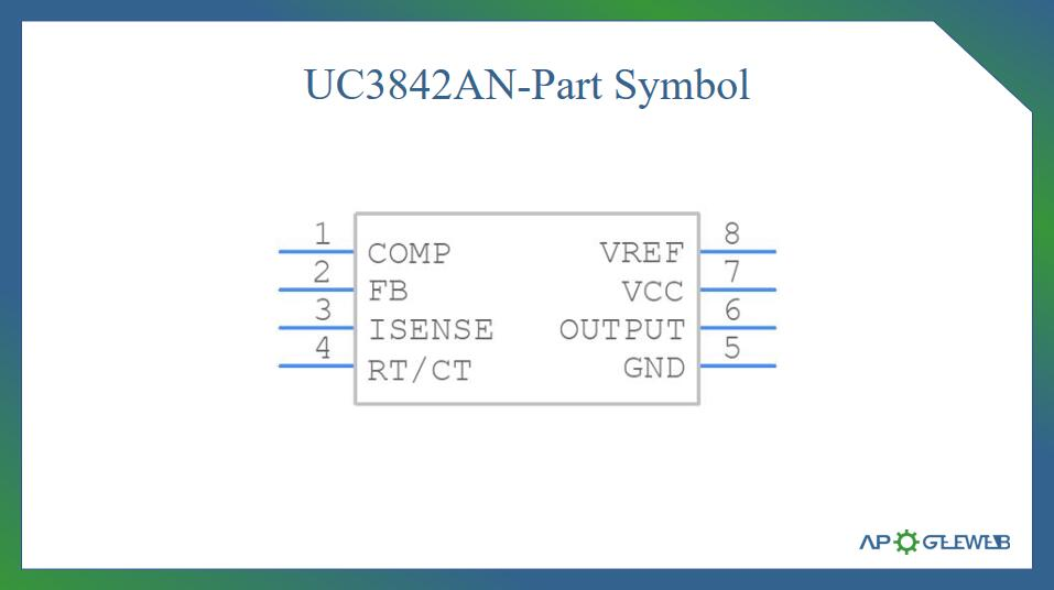 Figure-UC3842AN-Part-Symbol